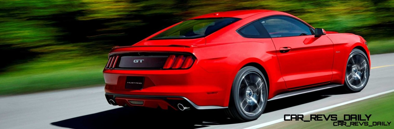 2015 Ford Mustang GT in 35