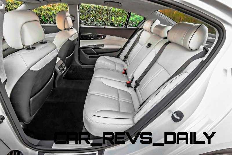 2015 K900 Kia New RWD Flagship 4