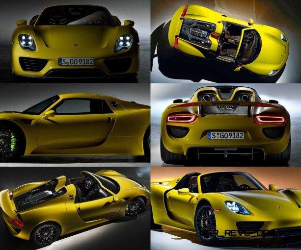 2015 Porsche 918 Spyder CarRevsDaily Yellow17-tile1