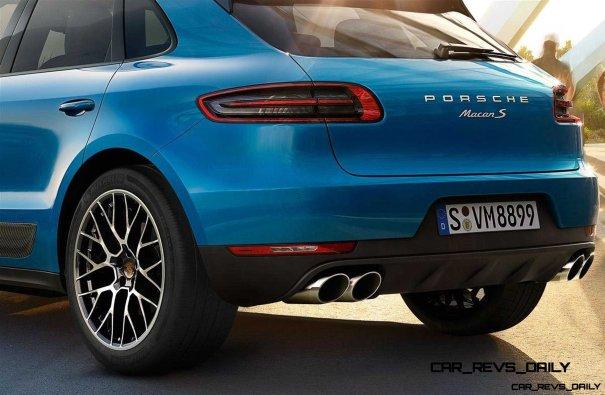 2015 Porsche Macan - Latest Images - CarRevsDaily