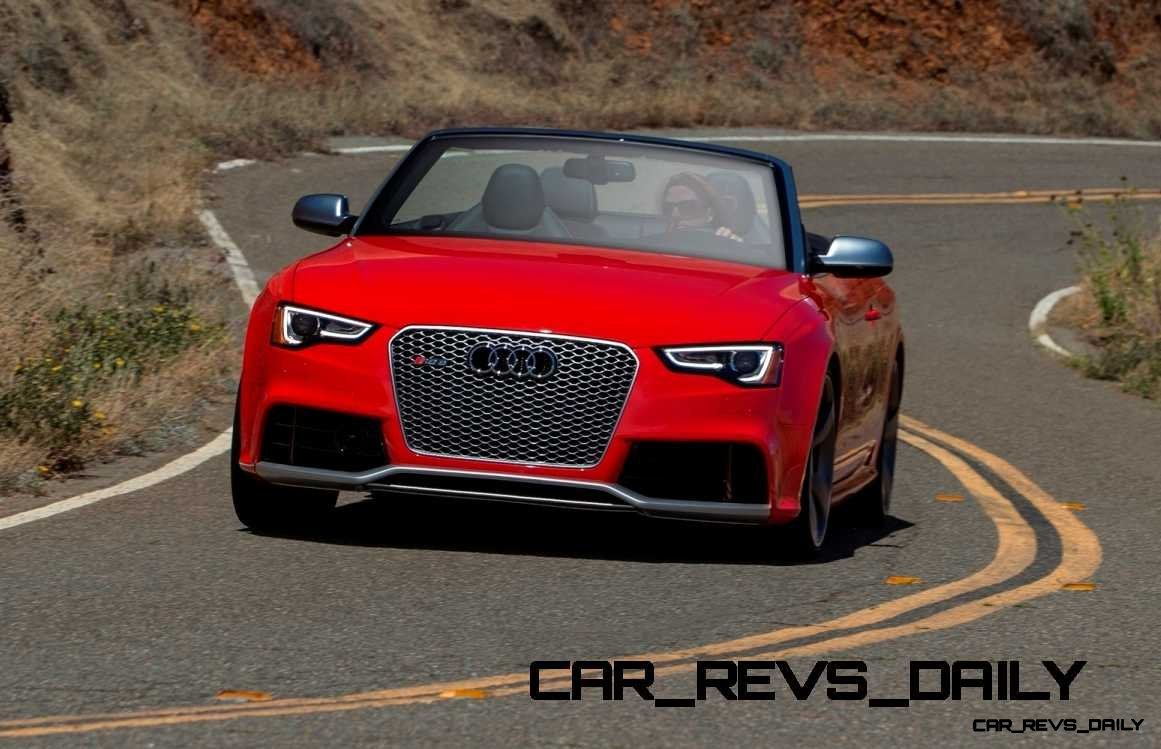 Buyers Guide to Audi RS5 Cabriolet for 2014 12
