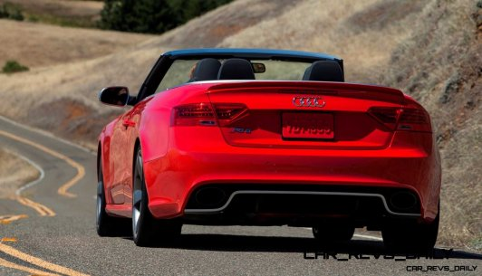 Buyers Guide to Audi RS5 Cabriolet for 2014 6