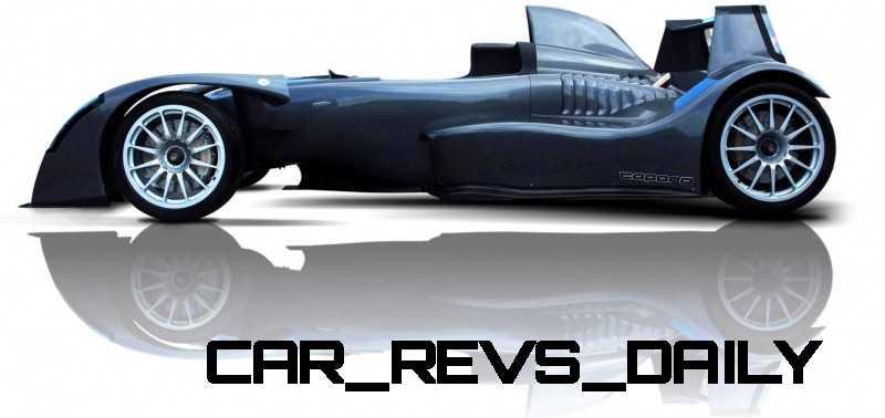 CarRevsDaily 2010 Caparo T1 Showcase 54