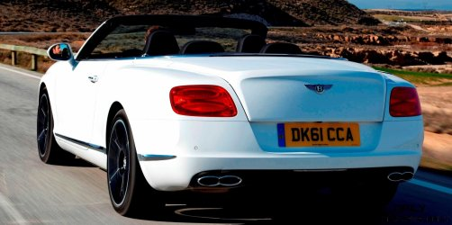 CarRevsDaily - 2014 Bentley Continental GTC V8 and V8 S 3
