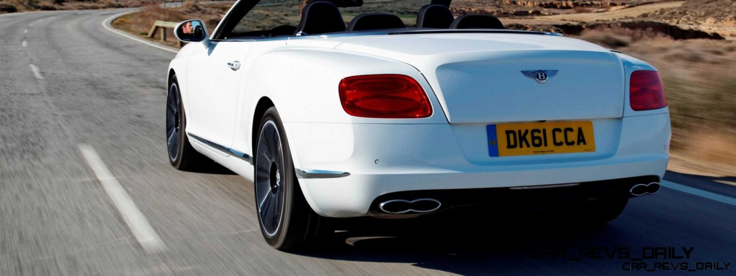 CarRevsDaily - 2014 Bentley Continental GTC V8 and V8 S 31
