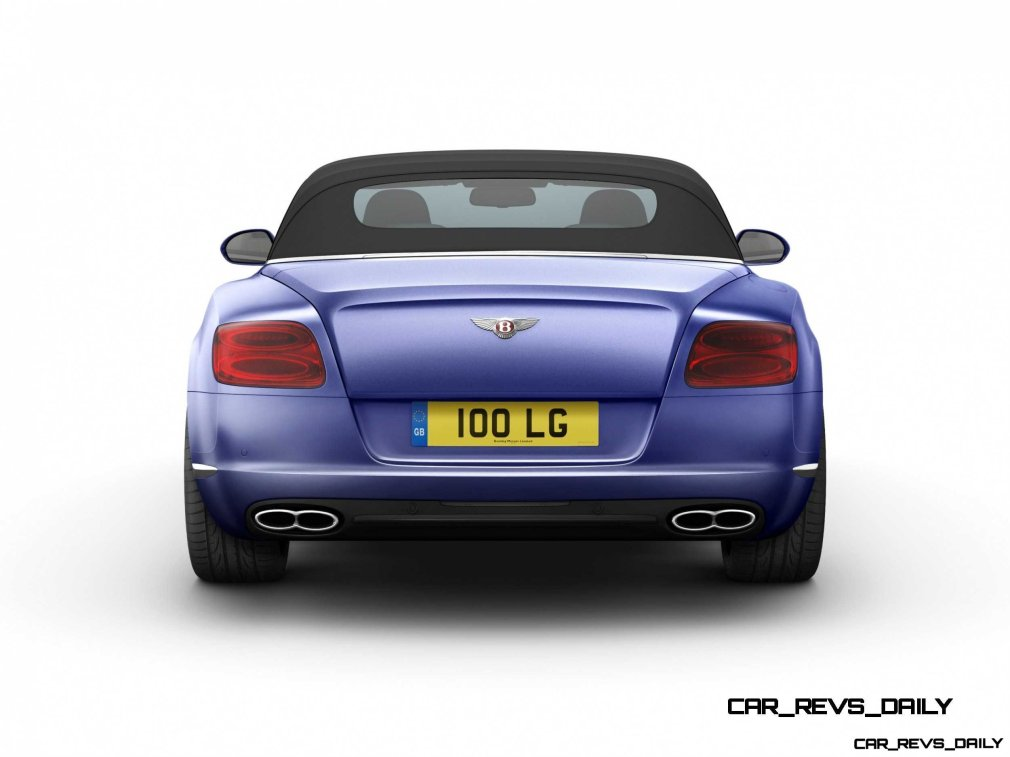 CarRevsDaily - 2014 Bentley Continental GTC V8 and V8 S 48