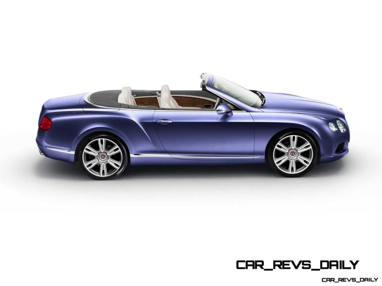 CarRevsDaily - 2014 Bentley Continental GTC V8 and V8 S 50