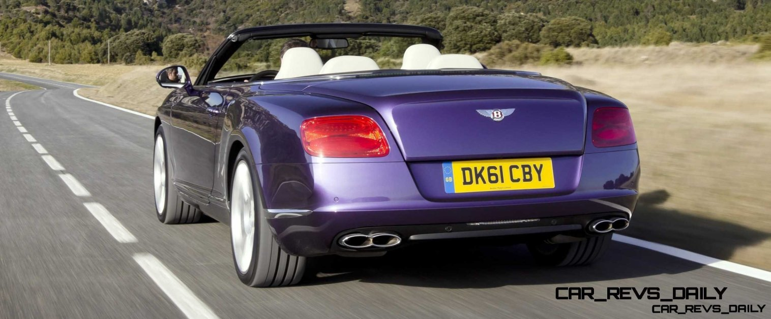 CarRevsDaily - 2014 Bentley Continental GTC V8 and V8 S 64