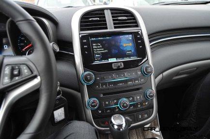 CarRevsDaily - 2014 Chevy Malibu Turbo First Test 16