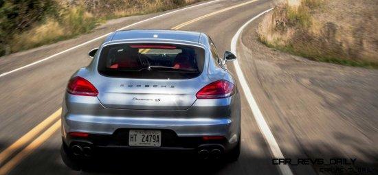 CarRevsDaily - 2014 Porsche Panamera Buyers Guide - Exteriors 34