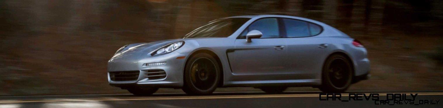 CarRevsDaily - 2014 Porsche Panamera Buyers Guide - Exteriors 39