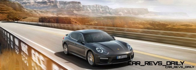 CarRevsDaily - 2014 Porsche Panamera Buyers Guide - Exteriors 77