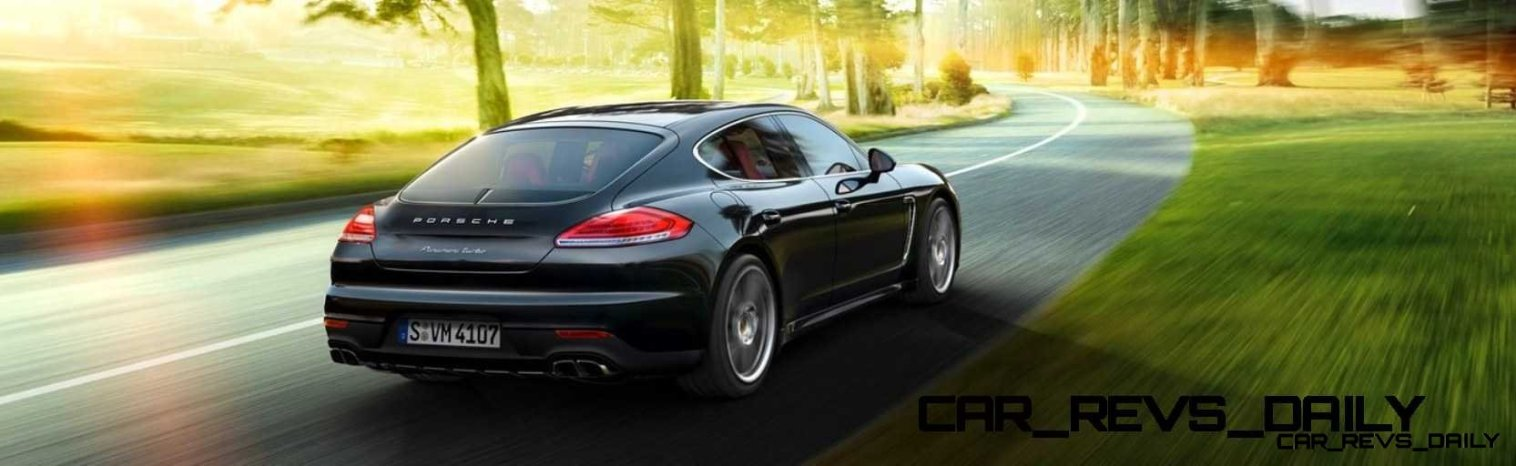 CarRevsDaily - 2014 Porsche Panamera Buyers Guide - Exteriors 82