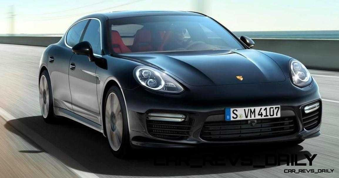 CarRevsDaily - 2014 Porsche Panamera Buyers Guide - Exteriors 90