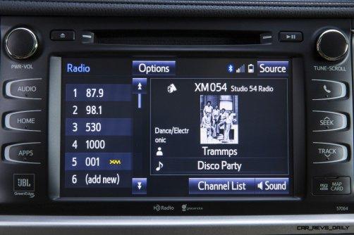 CarRevsDaily - 2014 Toyota Highlander Interior Photo29
