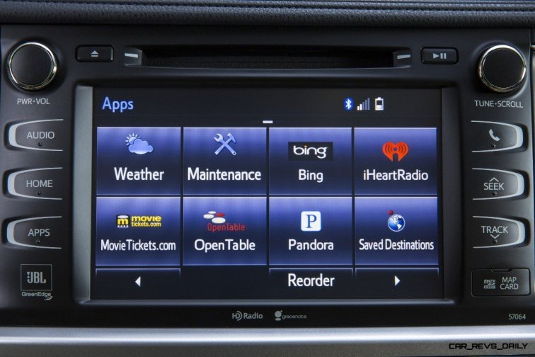 CarRevsDaily - 2014 Toyota Highlander Interior Photo32
