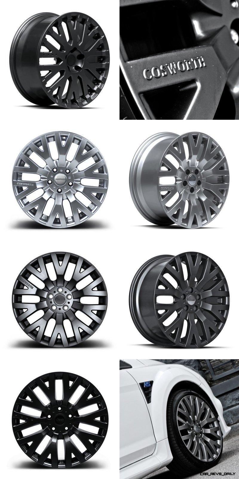 CarRevsDaily Best Wheels - A Kahn Design - Cosworth Wheels 47