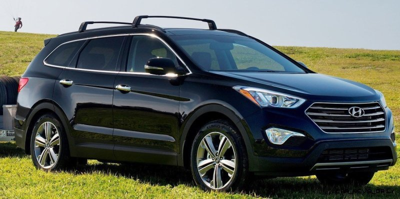 CarRevsDaily Buyers Guide - 2014 Hyundai Sante Fe LWB 28 - Copy