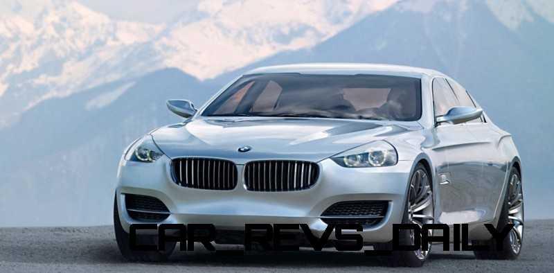 CarRevsDaily Concept FLashback - 2007 BMW CS 3