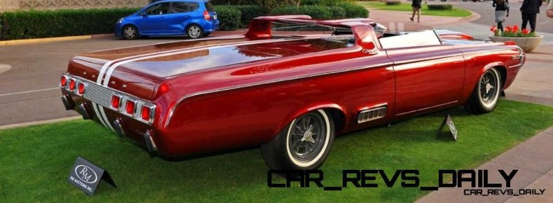 CarRevsDaily - Concepts - 1964 Dodge HEMI Charger19
