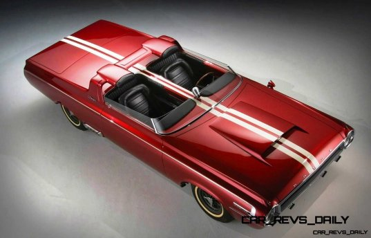 CarRevsDaily - Concepts - 1964 Dodge HEMI Charger28