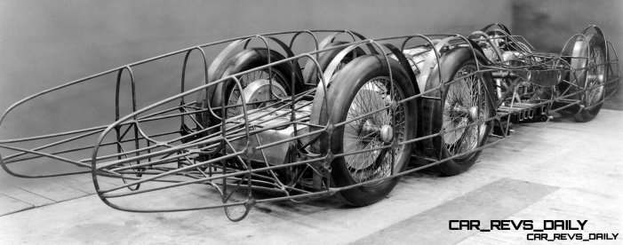 CarRevsDaily - Hour of the Silver Arrows - Action Photography 45