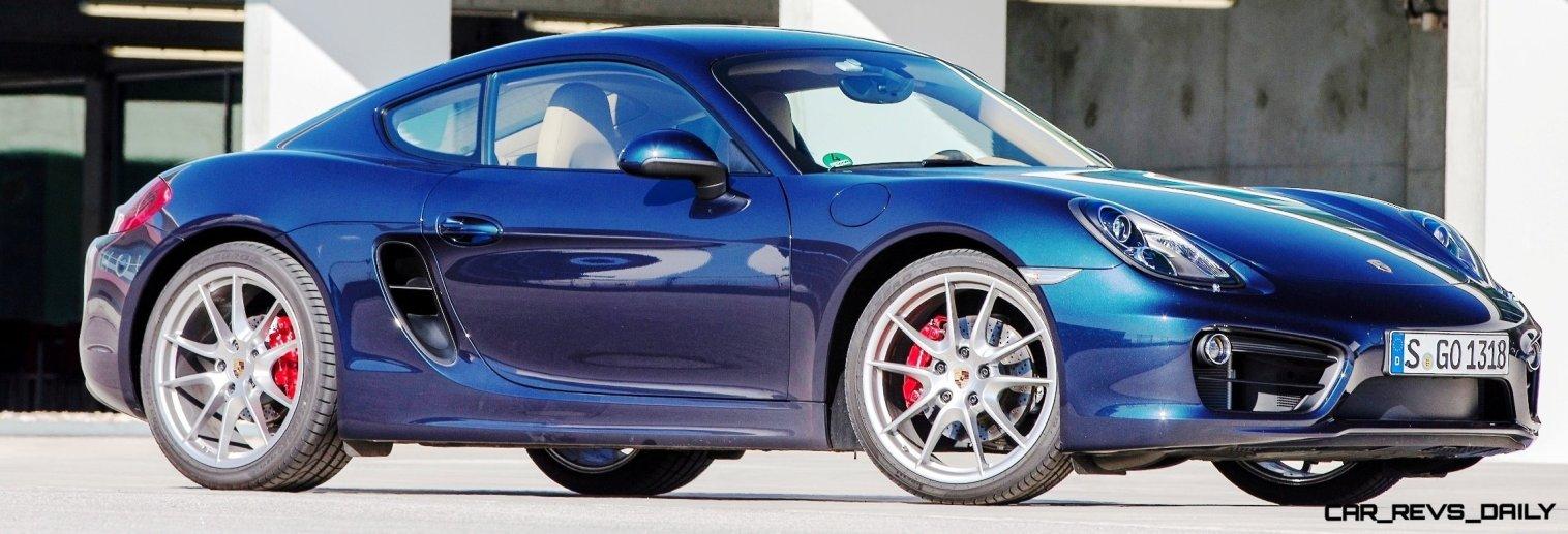 CarRevsDaily - Porsche CAYMAN Buyers Buide Photos 19