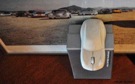 CarRevsDaily - Porsche Design Computer Mouse - Gadget Review 17