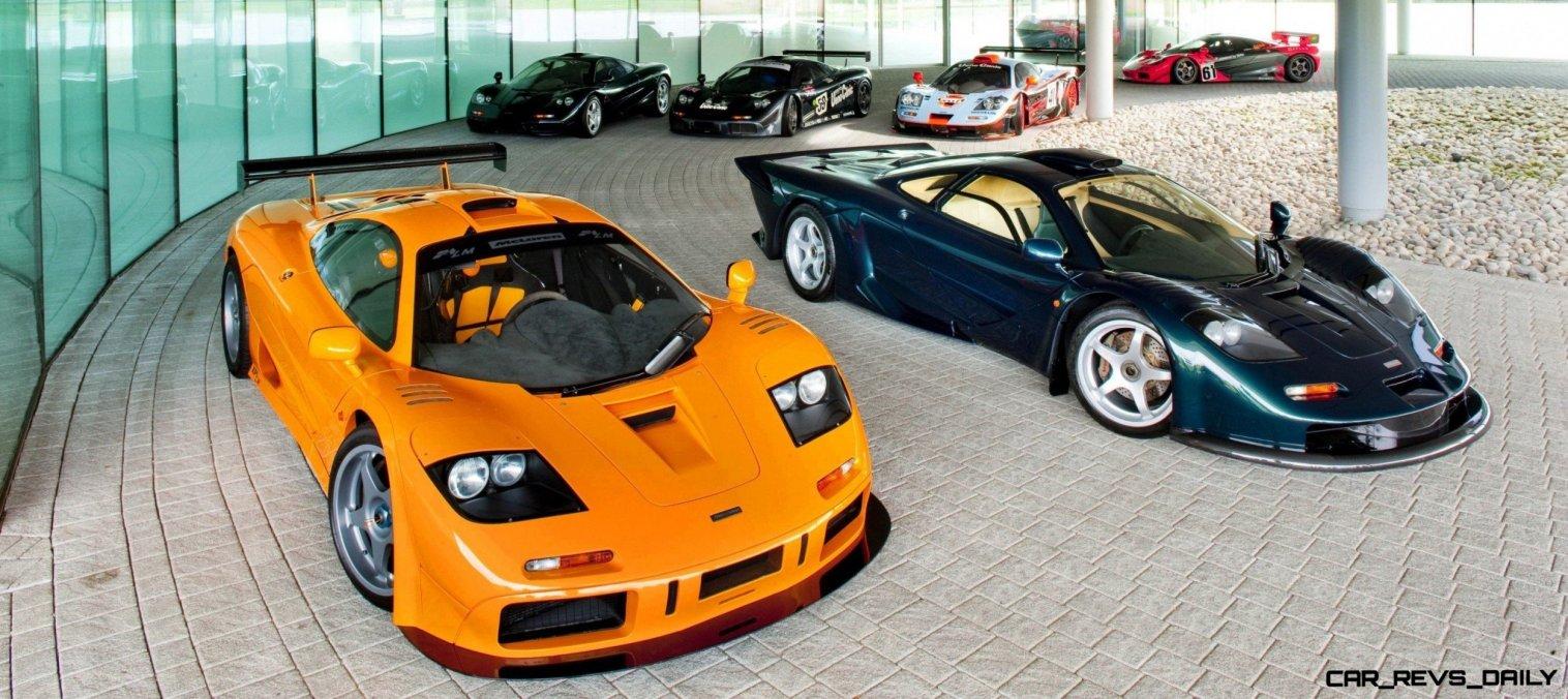CarRevsDaily - Supercar Legends - McLaren F1 Wallpaper 15