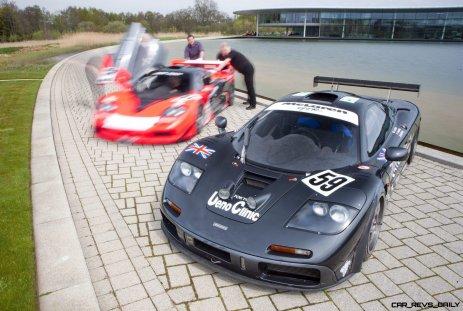 CarRevsDaily - Supercar Legends - McLaren F1 Wallpaper 21