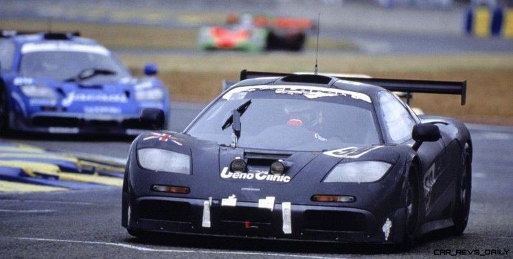 CarRevsDaily - Supercar Legends - McLaren F1 Wallpaper 30