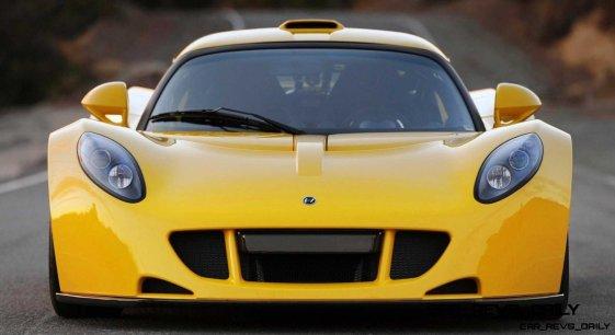 CarRevsDaily - Supercar Showcase - Hennessey VENOM GT 24