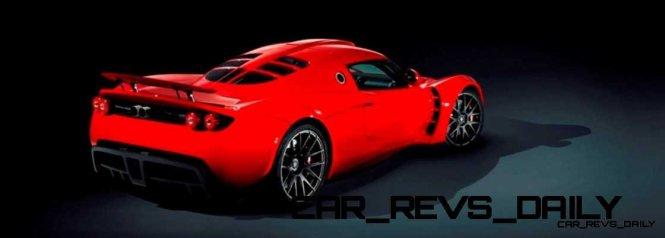 CarRevsDaily - Supercar Showcase - Hennessey VENOM GT 55