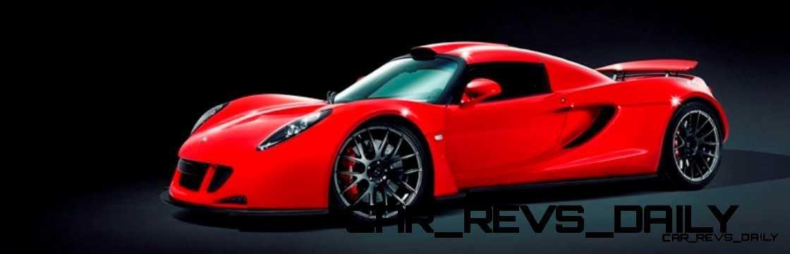 CarRevsDaily - Supercar Showcase - Hennessey VENOM GT 57