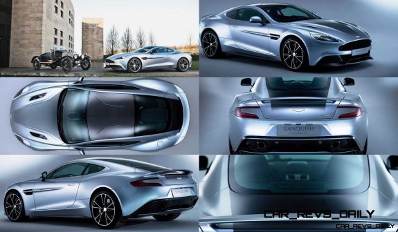 CarRevsDaily Supercars 2014 Aston Martin Vanquish 7-tile