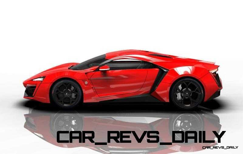 CarRevsDaily Supercars - 2014 W Motors Lykan Hypersport Colors 100