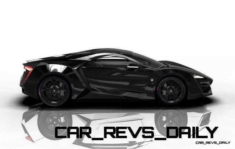 CarRevsDaily Supercars - 2014 W Motors Lykan Hypersport Colors 10