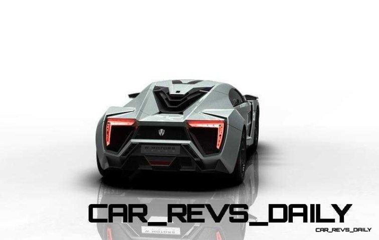 CarRevsDaily Supercars - 2014 W Motors Lykan Hypersport Colors 110