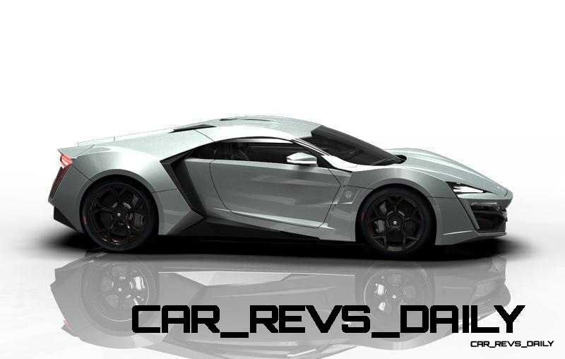 CarRevsDaily Supercars - 2014 W Motors Lykan Hypersport Colors 119
