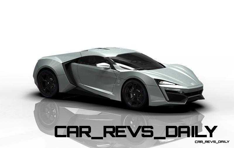 CarRevsDaily Supercars - 2014 W Motors Lykan Hypersport Colors 122