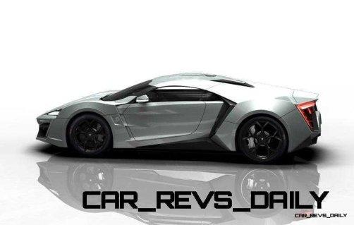 CarRevsDaily Supercars - 2014 W Motors Lykan Hypersport Colors 137