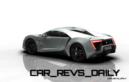CarRevsDaily Supercars - 2014 W Motors Lykan Hypersport Colors 140