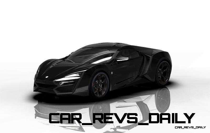 CarRevsDaily Supercars - 2014 W Motors Lykan Hypersport Colors 23