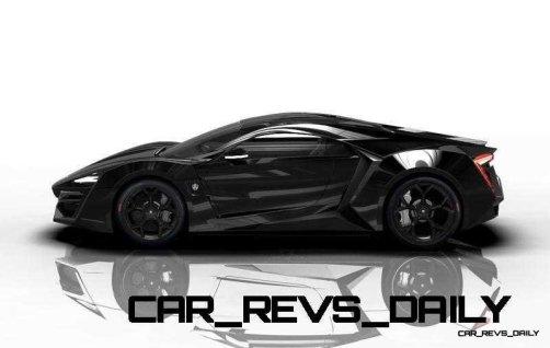 CarRevsDaily Supercars - 2014 W Motors Lykan Hypersport Colors 28