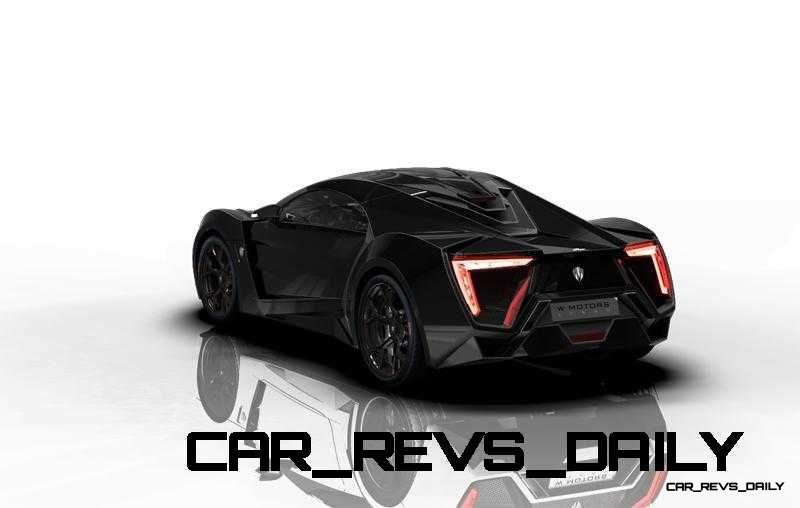 CarRevsDaily Supercars - 2014 W Motors Lykan Hypersport Colors 34