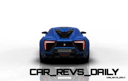 CarRevsDaily Supercars - 2014 W Motors Lykan Hypersport Colors 37