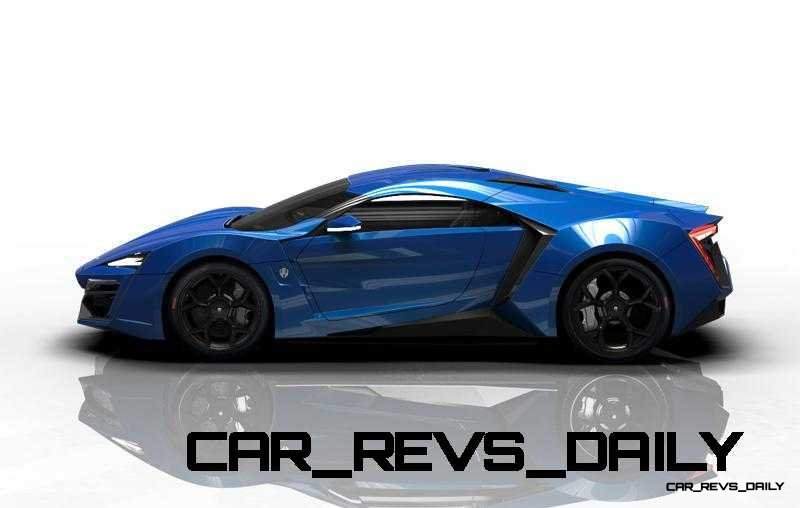 CarRevsDaily Supercars - 2014 W Motors Lykan Hypersport Colors 64