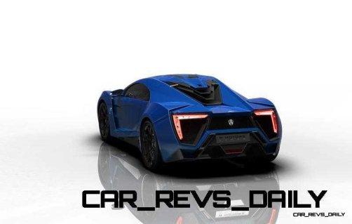CarRevsDaily Supercars - 2014 W Motors Lykan Hypersport Colors 71