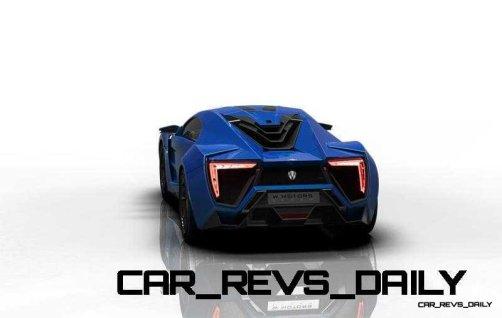 CarRevsDaily Supercars - 2014 W Motors Lykan Hypersport Colors 72