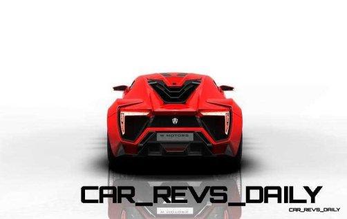 CarRevsDaily Supercars - 2014 W Motors Lykan Hypersport Colors 73